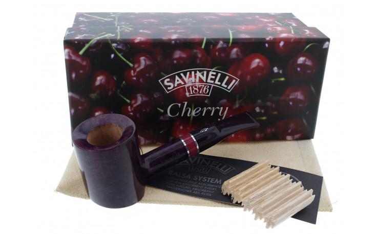 Cherry 311 Savinelli pipe