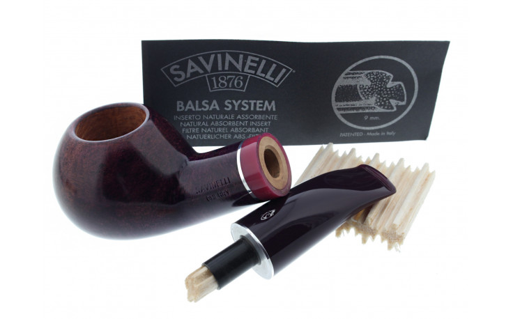 Cherry 320 Savinelli pipe