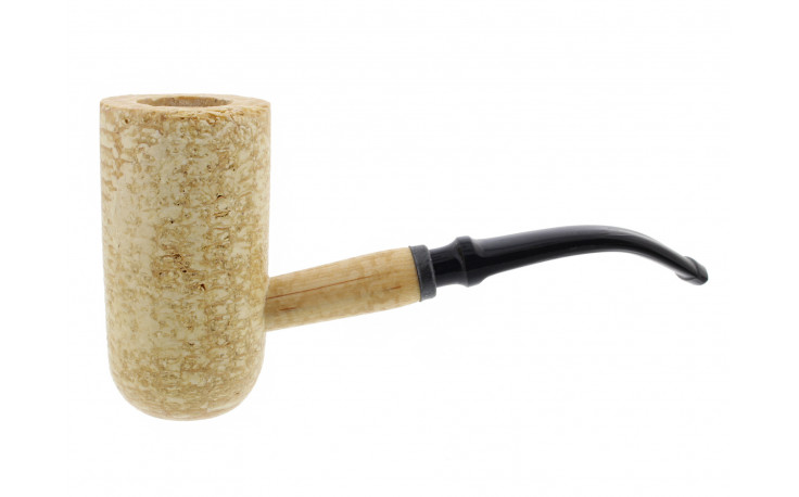 General bent corn cob pipe
