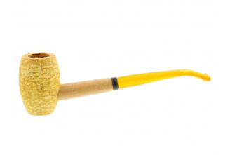Mizzou bent corn cob pipe