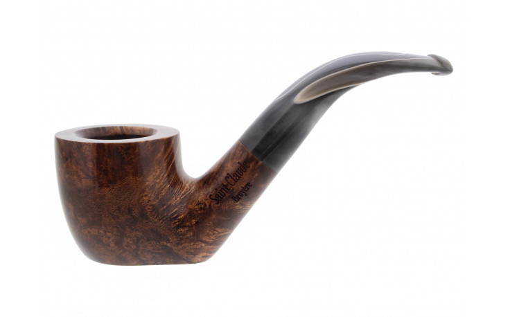Classical 9mm box pipe with flat bottom