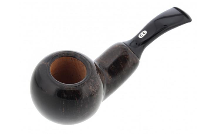 Chacom Reverse Calabash pipe (grey)