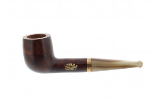 Short pipe with horn mouthpiece 2