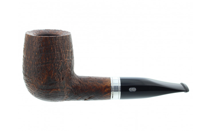 Maigret Chacom pipe (sandblasted)