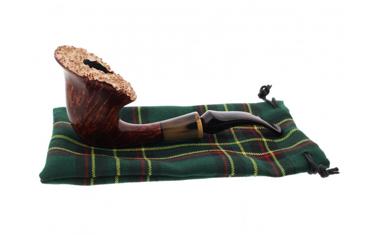 Handmade Pierre Morel n°96 pipe