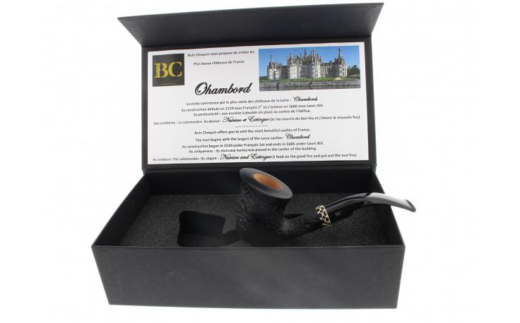 Chambord Butz-Choquin pipe (sandblasted)