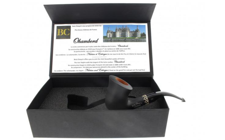 Chambord Butz-Choquin pipe (black)