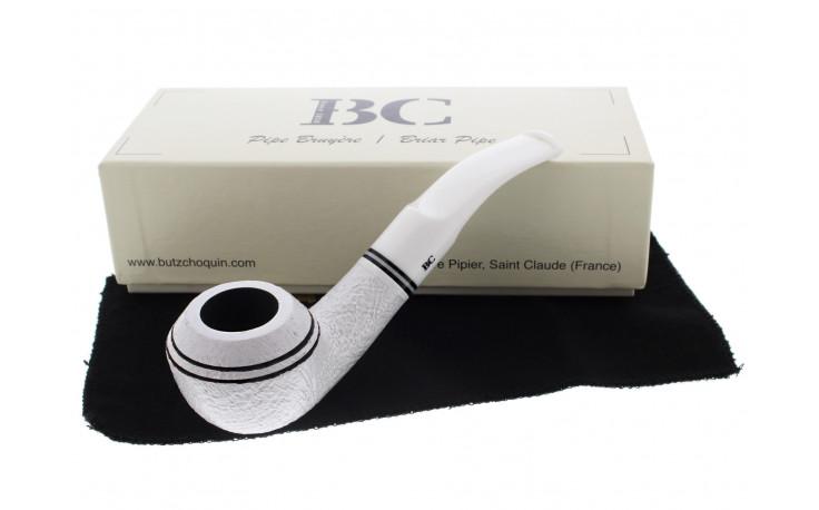 Chamonix 1025 Butz-Choquin pipe (white)