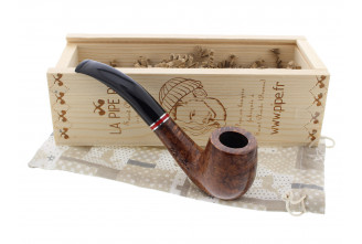 Christmas pipe smoker box