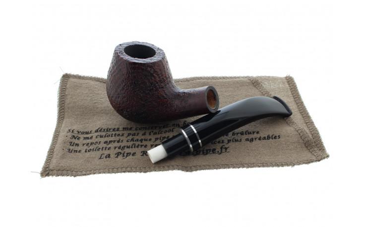 Vauen Basic 4 pipe (sandblasted)
