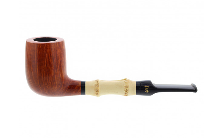 Stanwell Bamboo pipe (Billiard 9)