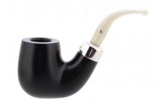 Army Ebony XXL Bent Peterson pipe
