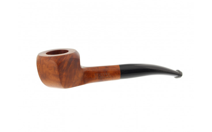 Short Promotion pipe (half-bent mouthpiece)