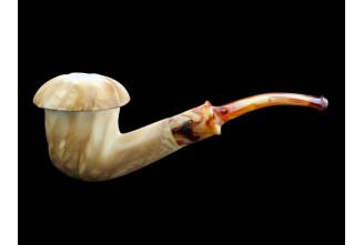 Vintage 4 meerschaum pipe