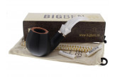 Starlet 845 Big Ben pipe (black)