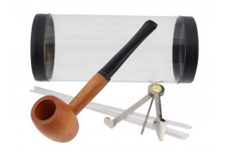 Starter kit Ozark Mountain Hardwood pipe