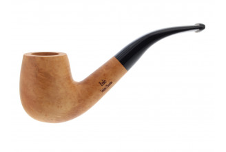Pipe 9 mm courbe nature