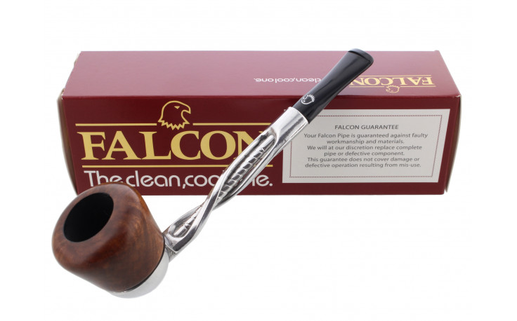 Falcon Apple straight pipe (twisted stem)