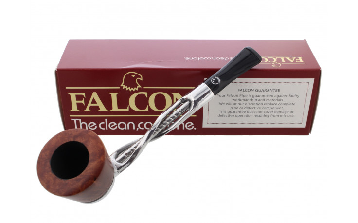 Falcon Algiers straight pipe (twisted stem)