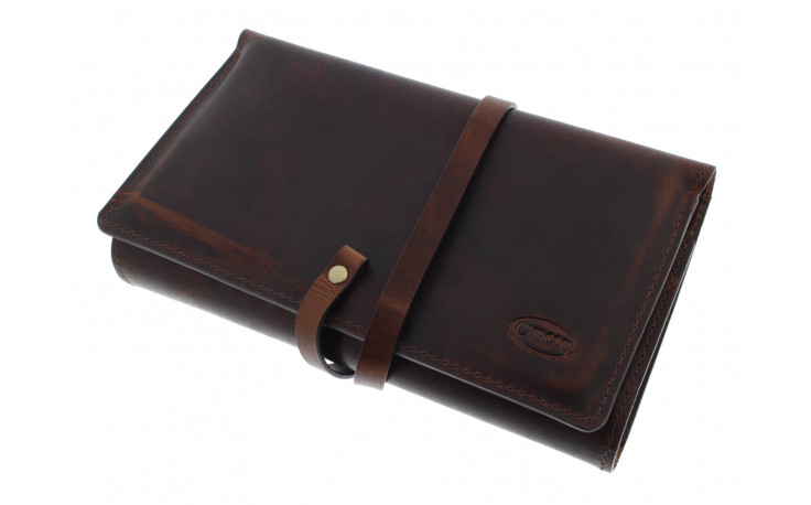 Chacom leather tobacco pouch CC023BR