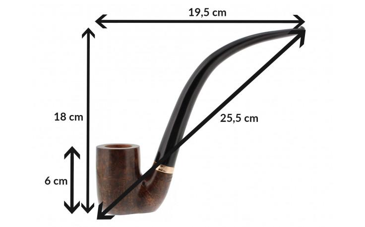 Churcharden giant pipe (full bent)