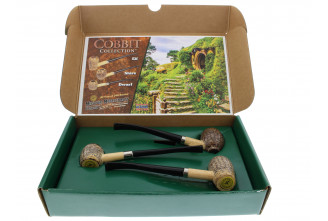 Cobbit Collection gift set (corn cob pipes)