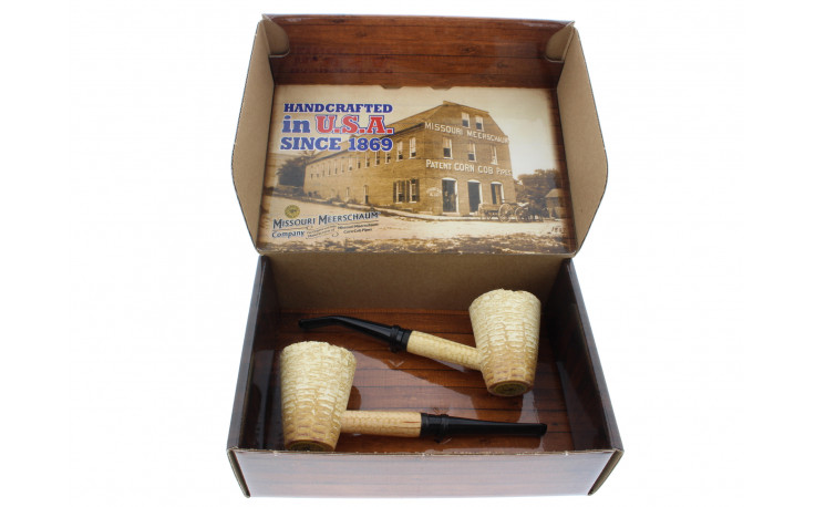 Diplomat Collection gift set (corn cob pipes)