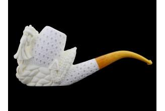 Dragon meerschaum pipe (3)