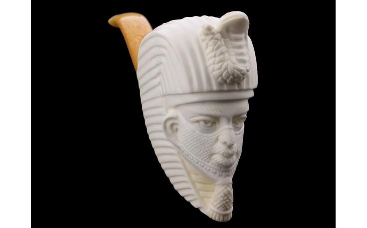 Pharaoh meerschaum pipe (3)