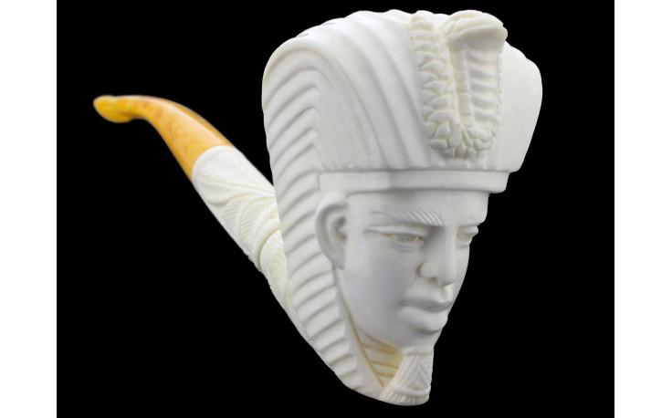 Pharaoh meerschaum pipe (4)