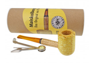Starter kit corn cob pipe 401004