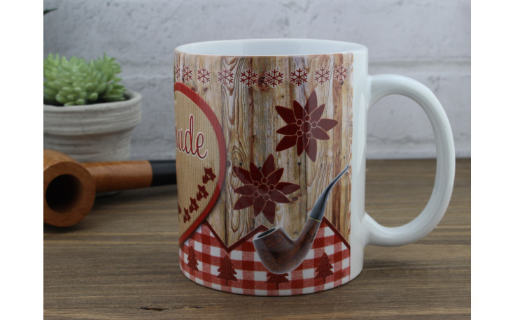 Mug Pipe from Saint Claude