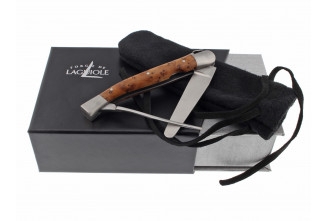 Laguiole pipe tamper (thuja wood)