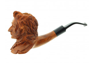 Vincenzo Bellini sculpted pipe