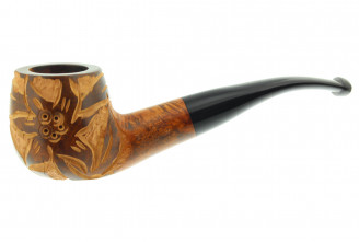 Edelweiss sculpted pipe (1)