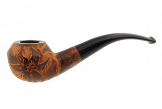 Edelweiss sculpted pipe (2)