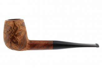 Edelweiss sculpted pipe (3)