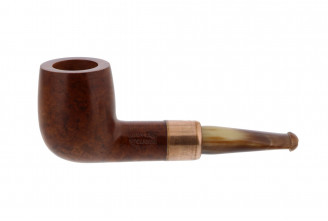Short pipe with horn mouthpiece 3