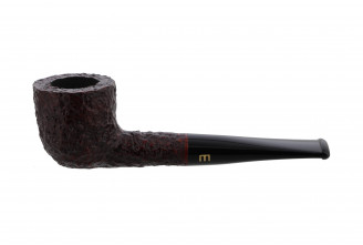 Savinelli Minuto 401 pipe (sandblasted, brown)