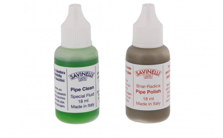 Savinelli pipe cleaning premium set