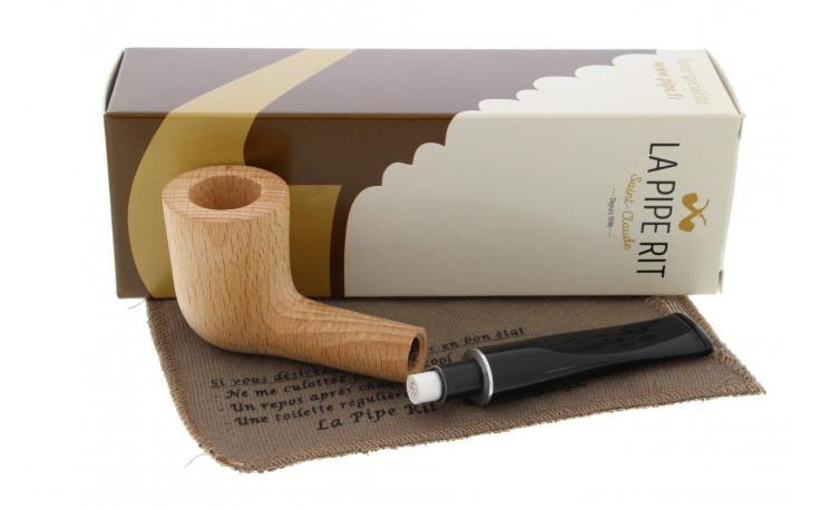 Olive wood tasting pipe (3)