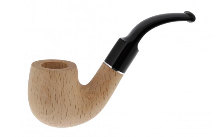 Olive wood tasting pipe (4)