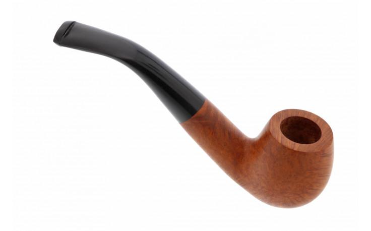 Pipe courte nature courbe