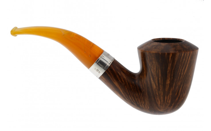 Peterson Flame Grain B10 pipe (yellow stem)