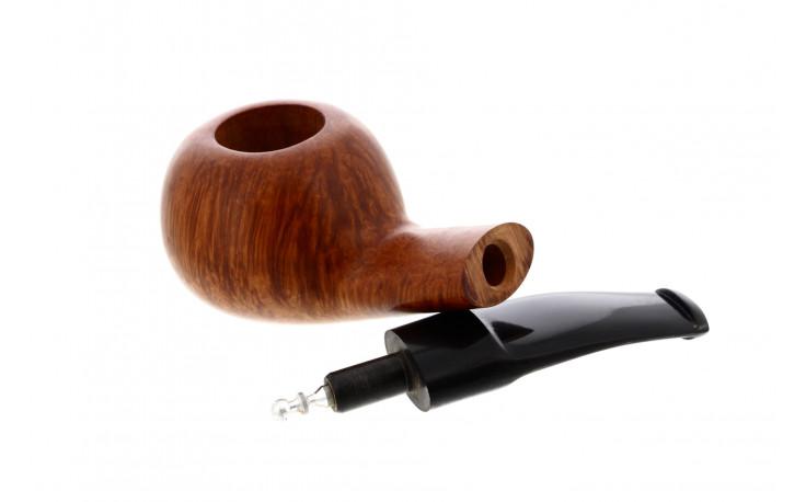 Eole Tomato short pipe (natural finish)