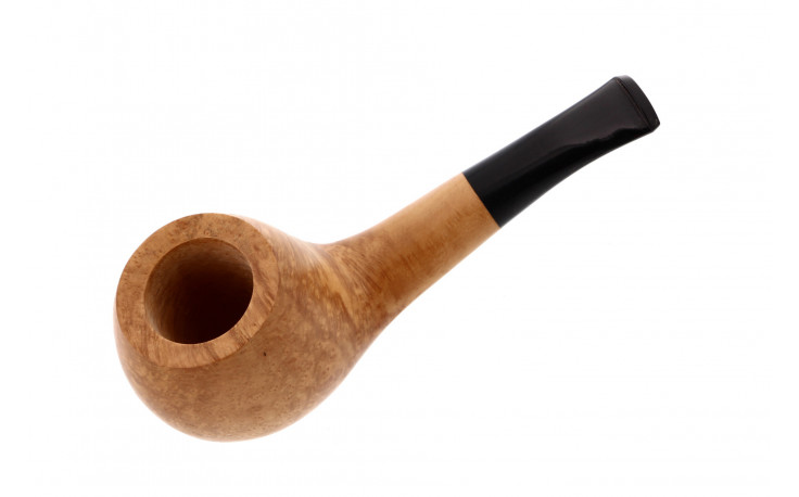 Eole Choupinette short pipe (natural finish)