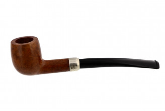 Saint Claude briar pipe (half-bent shape)