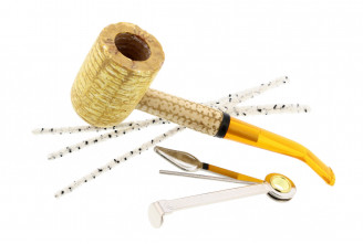 Starter kit corn cob pipe 401281-4