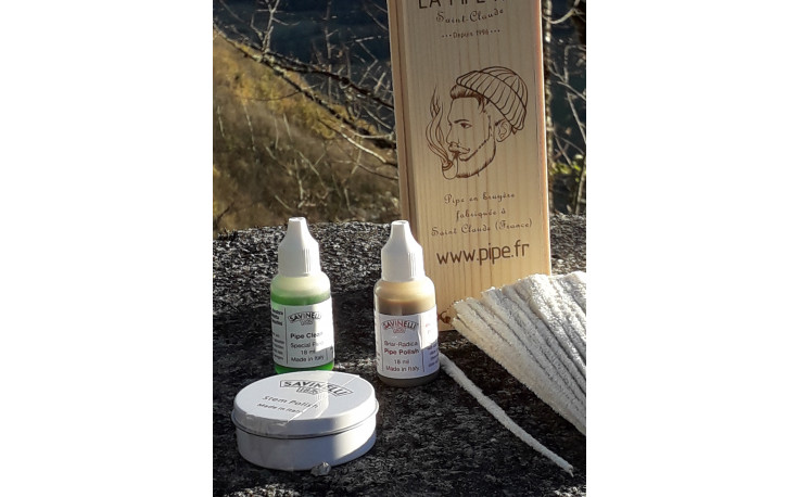 Pipe cleaning kit