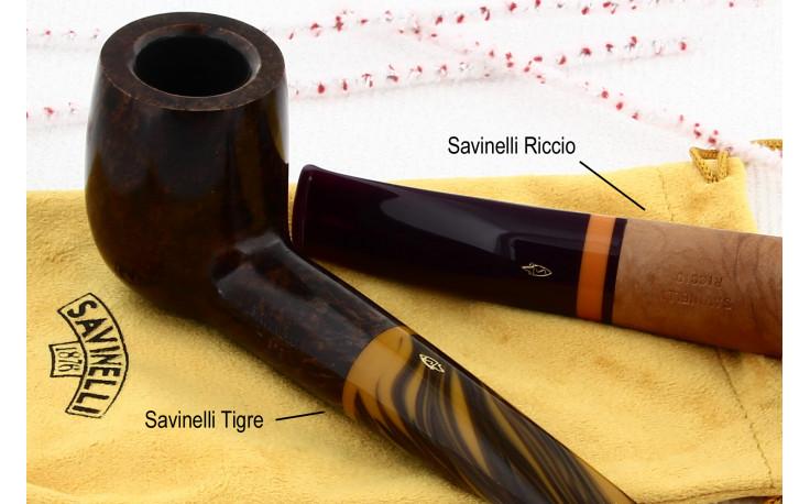 Tigre 101 Savinelli pipe